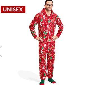 Adult unisex Christmas onsie - NWT